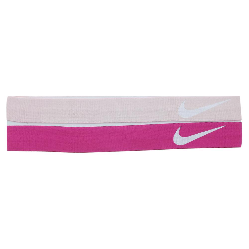 Women's Tennis Headbands 2 Pack With Pouch