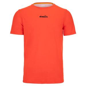 Men`s Easy Short Sleeve Tennis Top