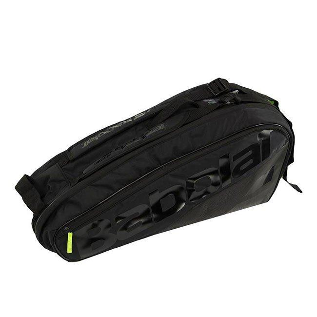 Pure Racquet Holder X 6 Tennis Bag Black