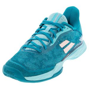 Women`s Jet Tere Clay Tennis Shoes Harbor Blue