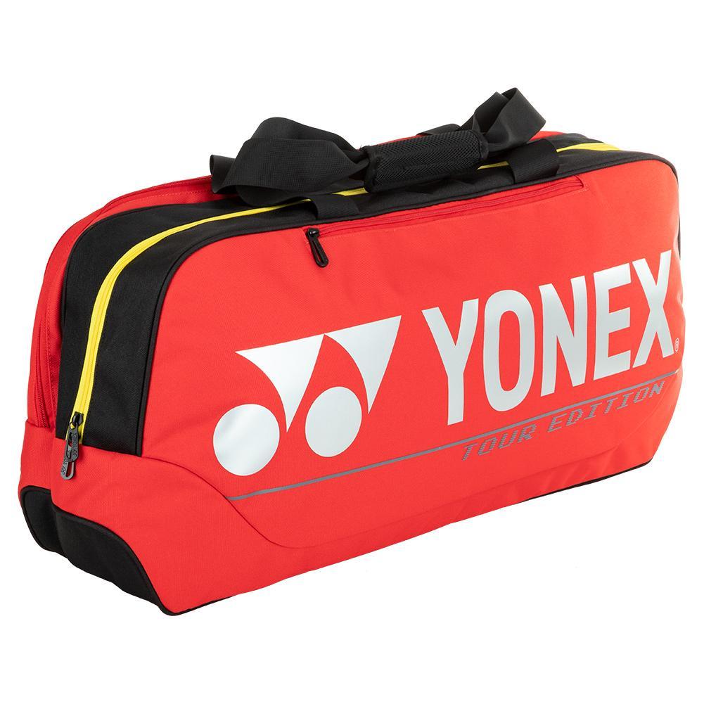 Pro Tournament Tennis Bag Red