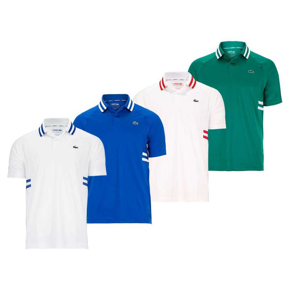 Men's Sport X Novak Djokovic Breathable Ultra- Dry Polo Shirt