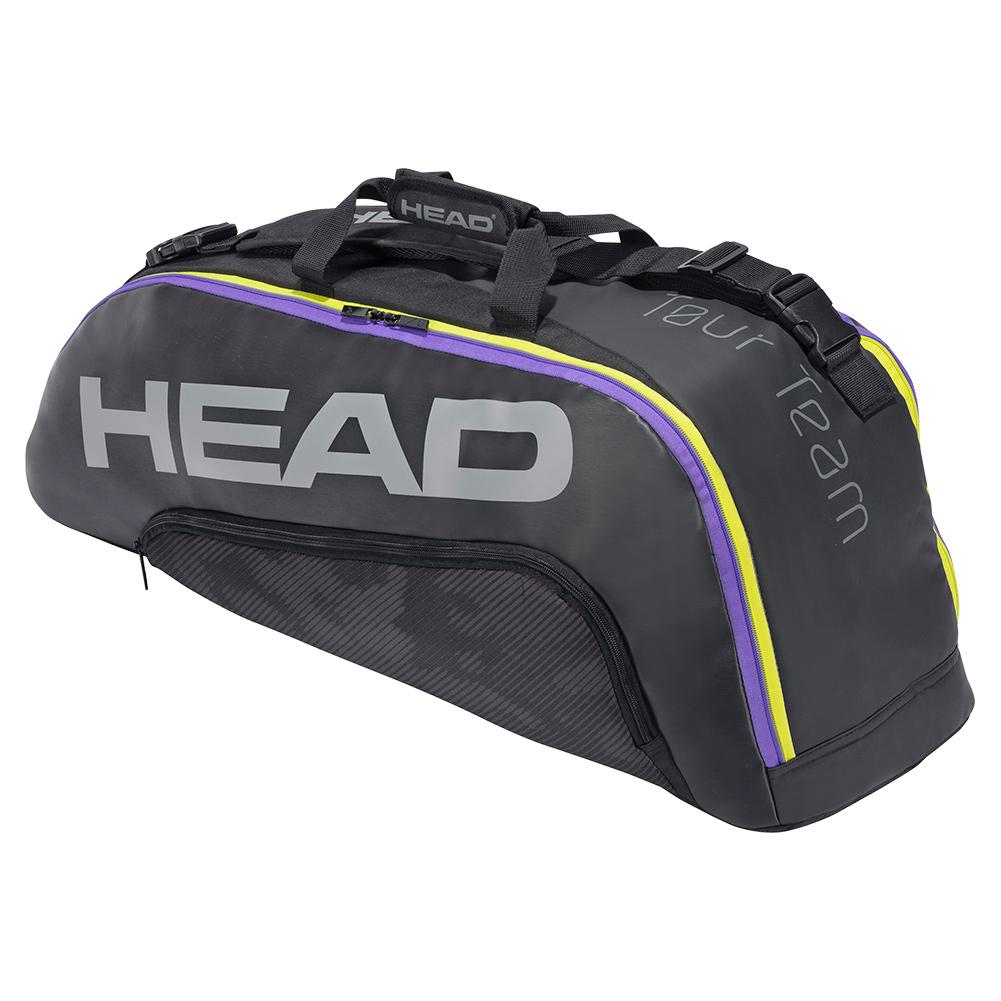 Tour Team 6r Combi Tennis Bag Black And Mixed