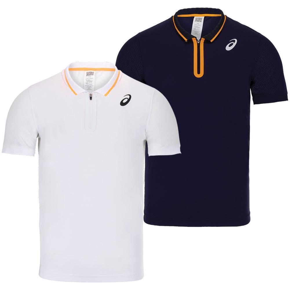 Men's Match Tennis Polo
