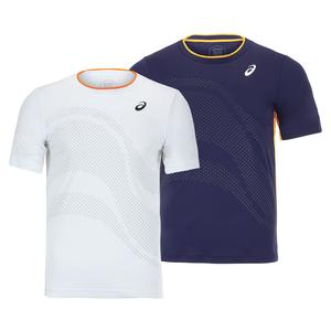 Men`s Court GPX Short Sleeve Tennis Top