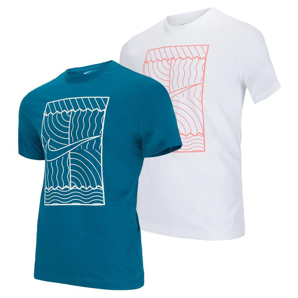 Men's Court Seasonal Oz Tennis T- Shirt