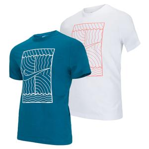 Men`s Court Seasonal Oz Tennis T-Shirt