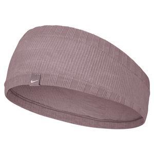 Women`s Seamless Tennis Headband Purple Smoke