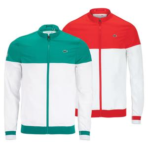 Men's SPORT x Novak Djokovic Colorblock Zip Jacket