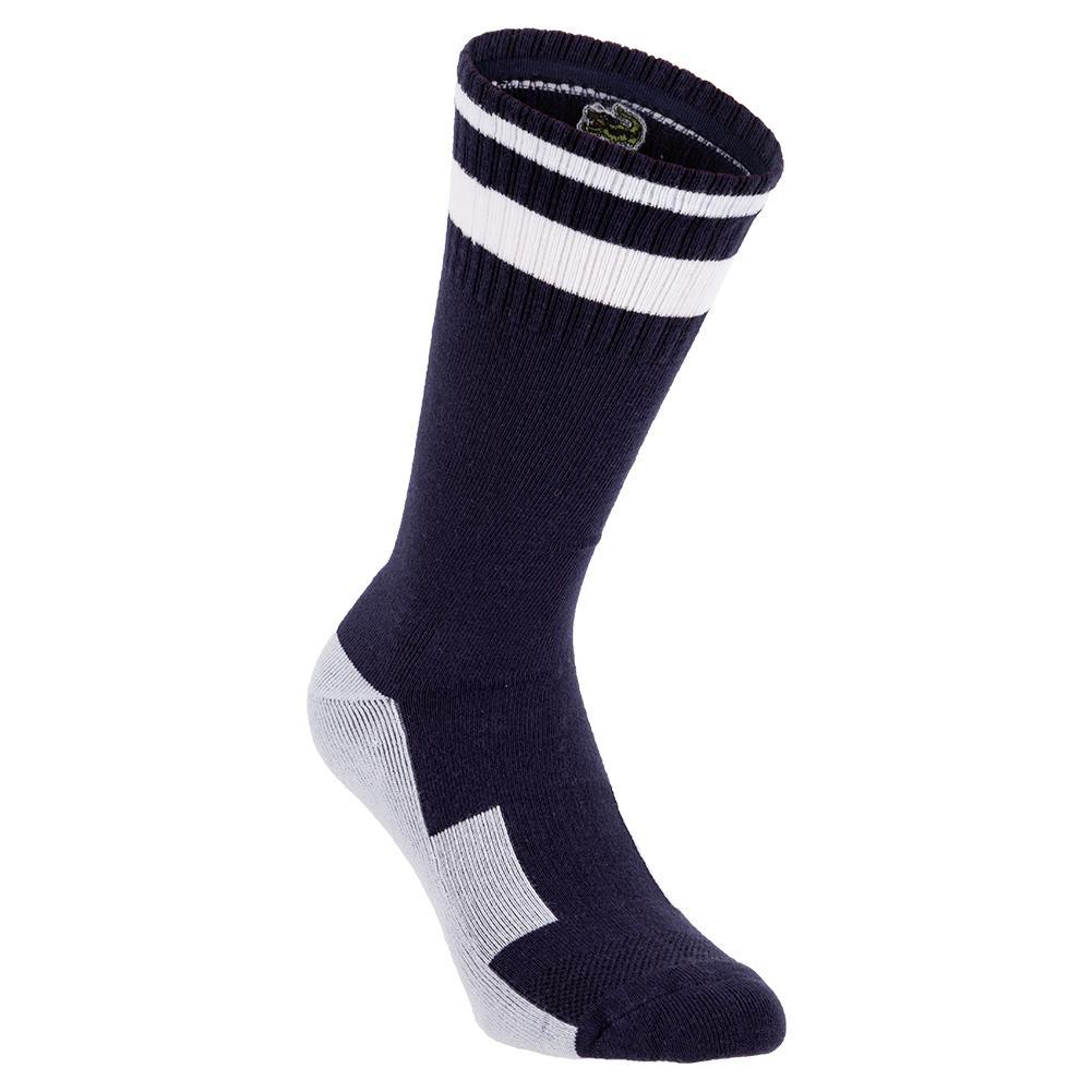 Men ' S Sport Long Stretch Cotton Tennis Socks