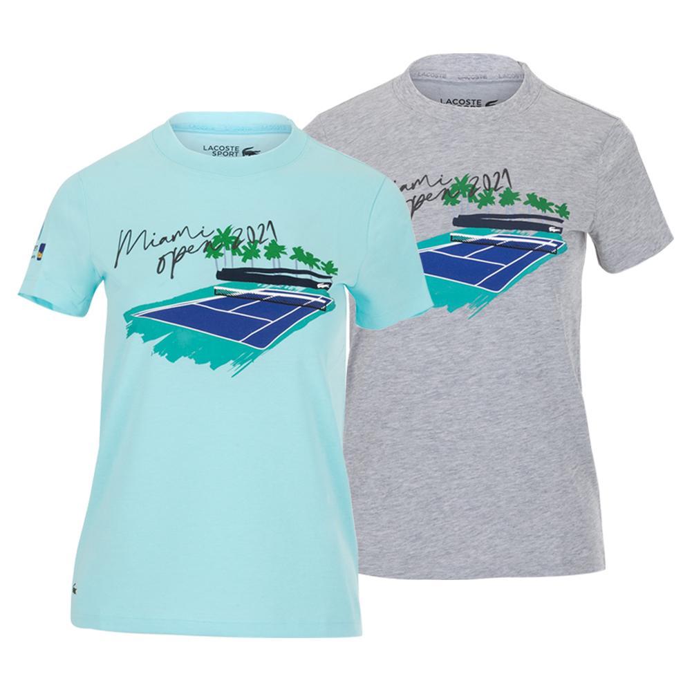 Women's Miami Open 2021 Tennis T- Shirt