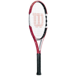 WILSON NFURY TWO MP PRE-STRUNG TENNIS RACQUETS