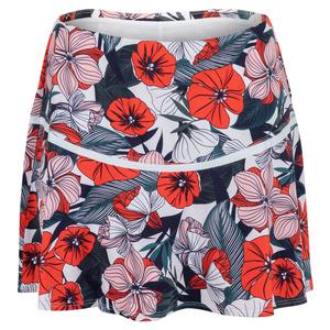 Women`s Bloom 14.5 Inch Tennis Skort Eden