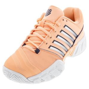 Women`s Bigshot Light 4 Tennis Shoes Peach Nectar and Graystone