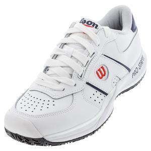 Men`s Pro Staff Classic Shoe White