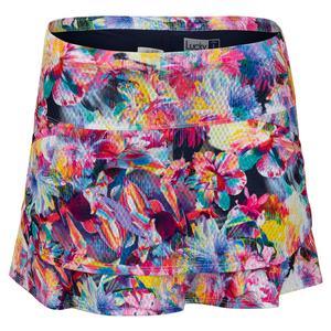Women`s Pocket Tennis Skort Techno Tropic
