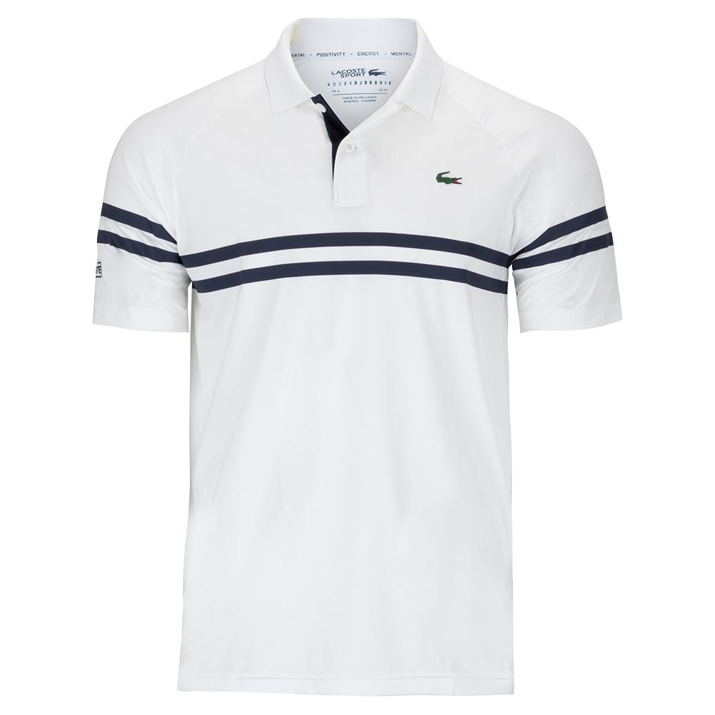 Men's Novak Djokovic Tennis Polo