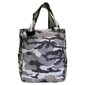 Women`s Tennis Tote Grey Camo