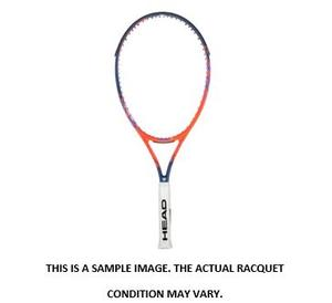 HEAD GRAPHENE TOUCH RADICAL POWER USED RACQUET 4_3/8