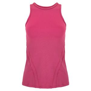 Women`s Arrow Tennis Tank Mulberry