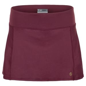 Women`s Arena Tennis Skort Raisin