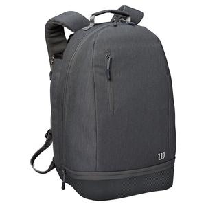 Women`s Minimalist Tennis Backpack Gray