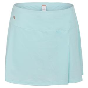 Women`s Blue Abyss Tennis Skort Crystal Waters