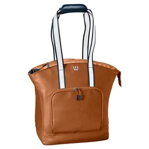 Women`s Tennis Tote Brown