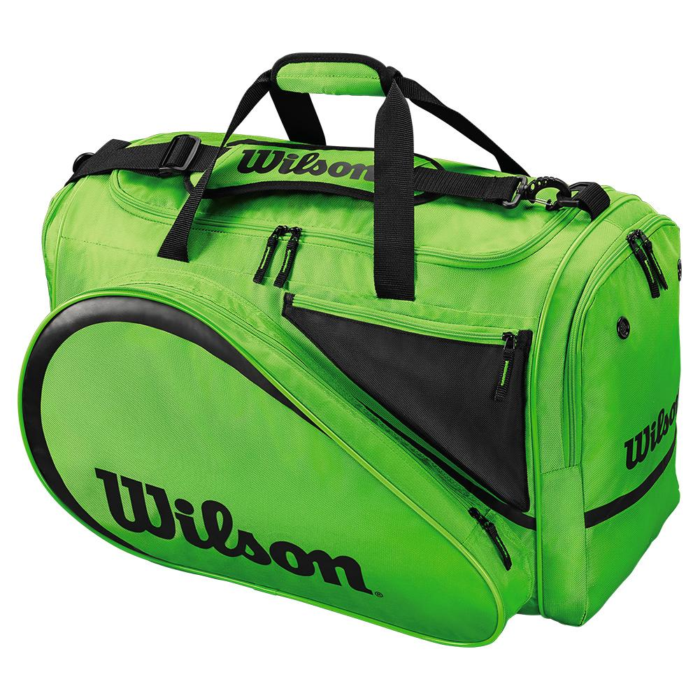 All Gear Bag Green And Black