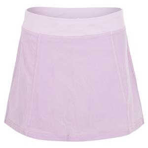 Women`s Tie Breaker 14.5 Inch Tennis Skort Lavender Frost