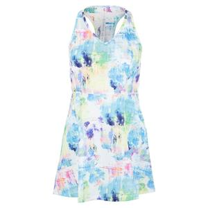 Women`s Tie Breaker Tennis Dress Tie Dye