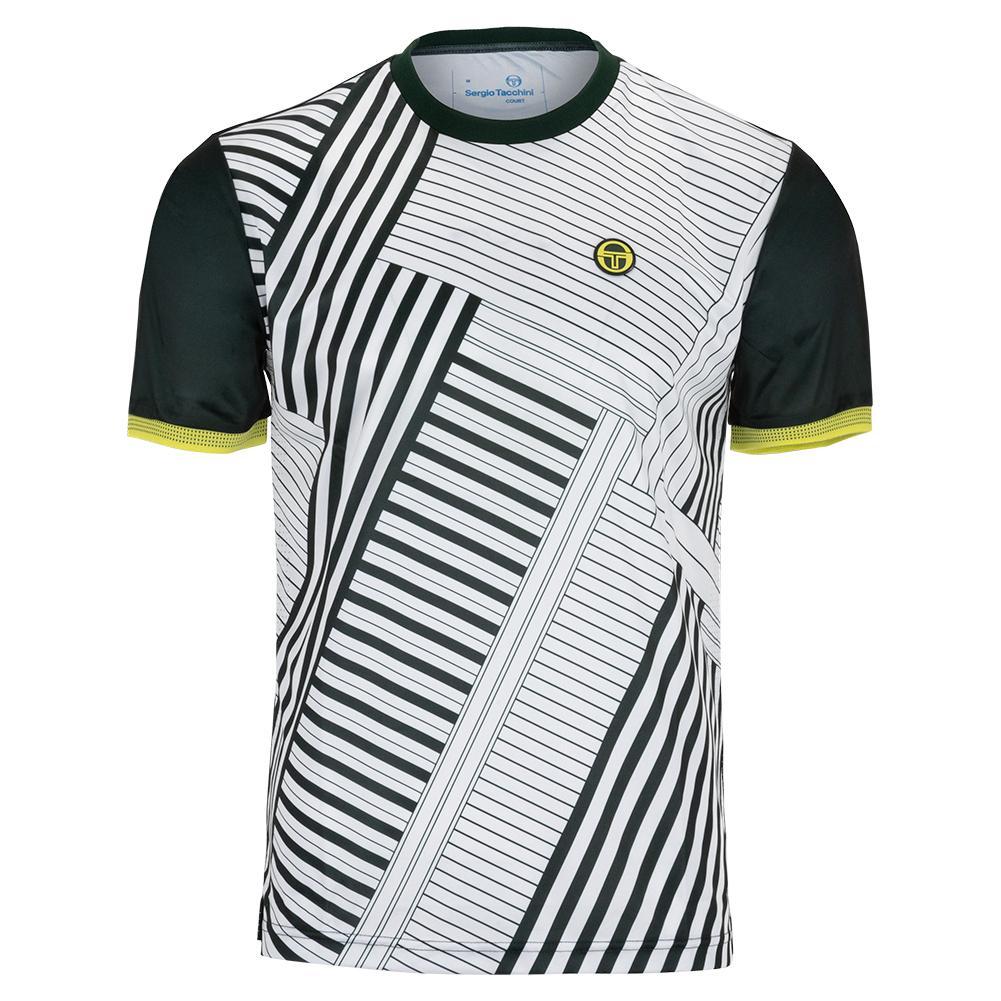 Men's Melbourne Short Sleeve Tennis Top