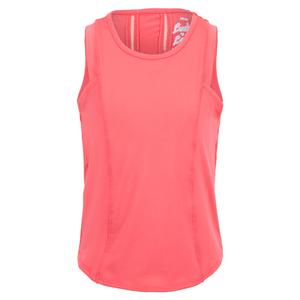 Girls` Starter Tennis Tank Punch