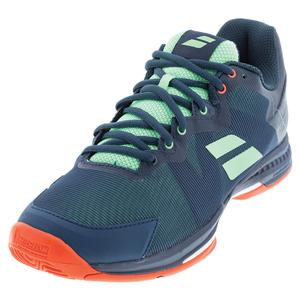 Men`s SFX 3 All Court Tennis Shoes Majolica Blue