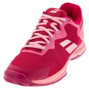 Women`s SFX 3 All Court Tennis Shoes Honeysuckle
