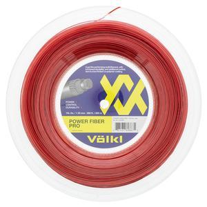 Power Fiber Pro 15L Tennis String Reel Lava