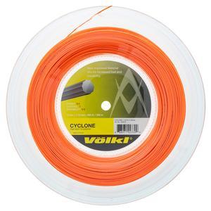 Cyclone 19g Tennis String Reel Fluo Orange