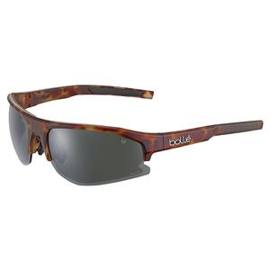 Bolt 2.0 Tennis Sunglasses Tortoise Matte and Volt+ Gun Polarized