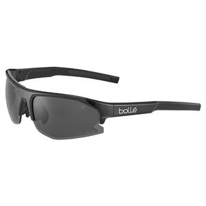 Bolt S 2.0 Tennis Sunglasses Black Shiny and TNS