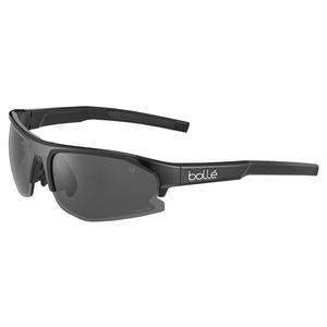 Bolt S 2.0 Tennis Sunglasses Black Shiny and TNS