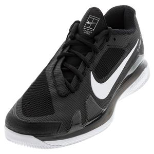 Men`s Air Zoom Vapor Pro Tennis Shoes Black and White