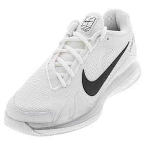Men`s Air Zoom Vapor Pro Tennis Shoes White and Black