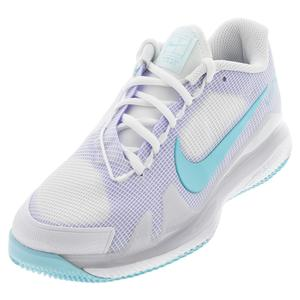 Women`s Air Zoom Vapor Pro Tennis Shoes White and Copa