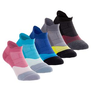 Elite Light Cushion No Show Tab Socks