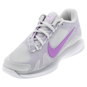 Women`s Air Zoom Vapor Pro Tennis Shoes Photon Dust and Fuchsia Glow