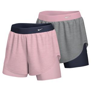 Women`s Court Advantage Tennis Shorts
