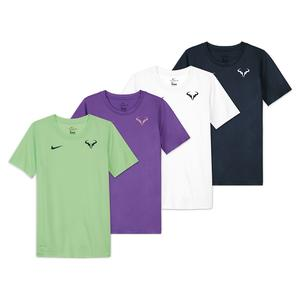 Boys` Rafa Court Dri-FIT Tennis Top