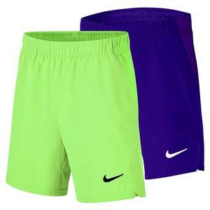 Boys` Court Victory Flex Ace Tennis Shorts