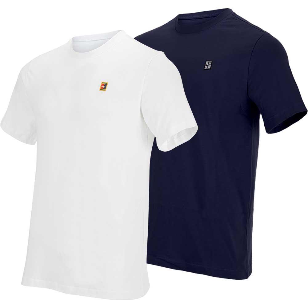 Men's Court Heritage Emblem Tennis Top