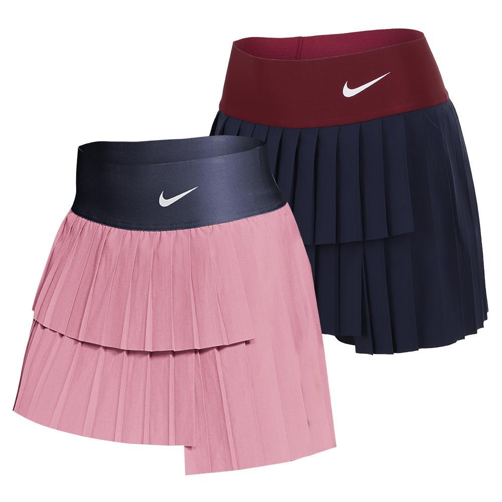 Women's Court Advantage Pleated Tennis Skort